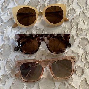 Women's Sunglasses Bundle